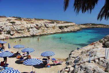 lampedusa-cala-madonna spiaggia